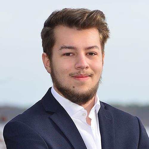 Fabian Jahoda (Listenplatz 12 der FDP Brandenburg)