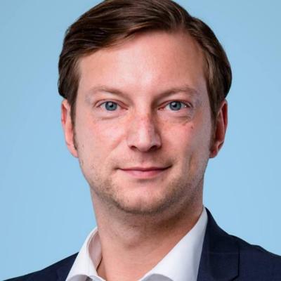 Jeff Staudacher (Beisitzer der FDP Brandenburg)