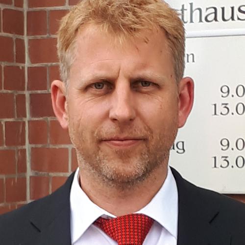 Holger Stroisch (Wahlkreis 39 der FDP Brandenburg)