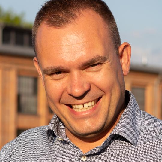 Marc Puhlmann (Wahlkreis 17 der FDP Brandenburg)