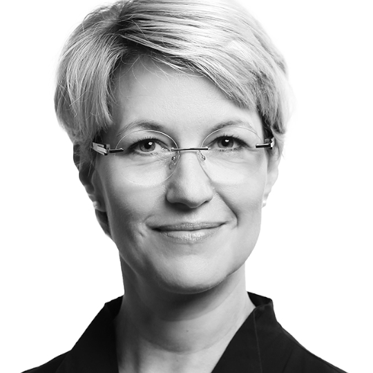 Andrea Ney (Wahlkreis 22 der FDP Brandenburg)