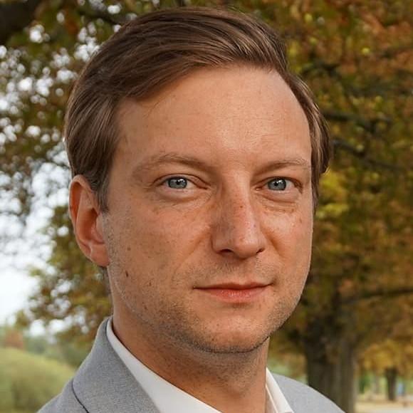Jeff Staudacher (Stellv. Landesvorsitzender der FDP Brandenburg)