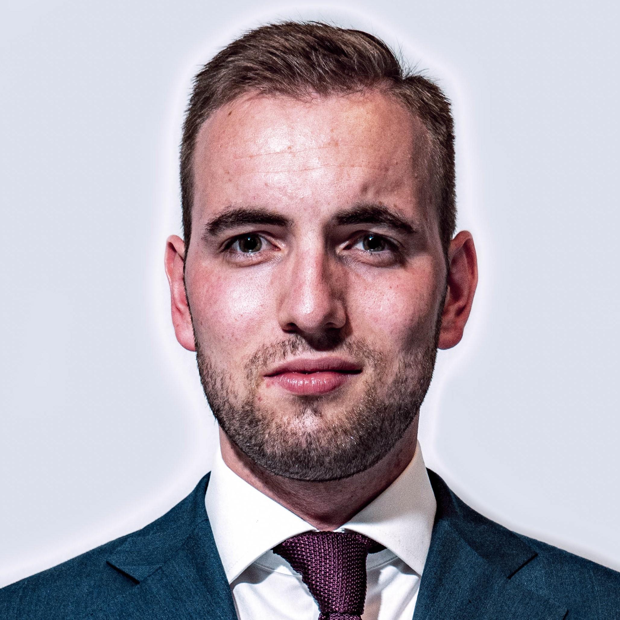 Zyon Braun (Schatzmeister der FDP Brandenburg)
